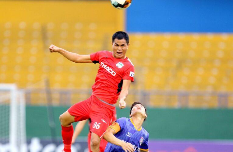 Dụng Quang Nho sẽ khoác áo Hải Phòng đến hết V-League 2021