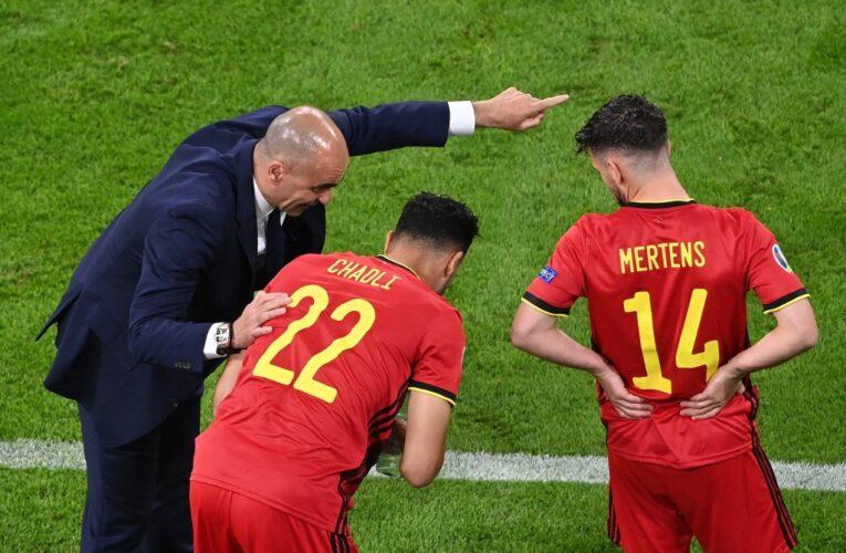 Roberto Martinez chia sẻ sau thất bại trước Italia tứ kết EURO 2020