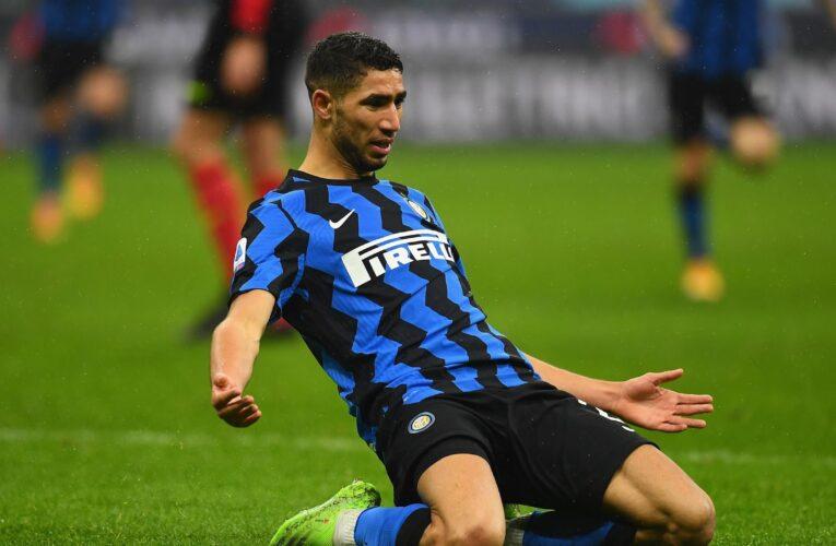 PSG chiêu mộ Achraf Hakimi từ Inter Milan