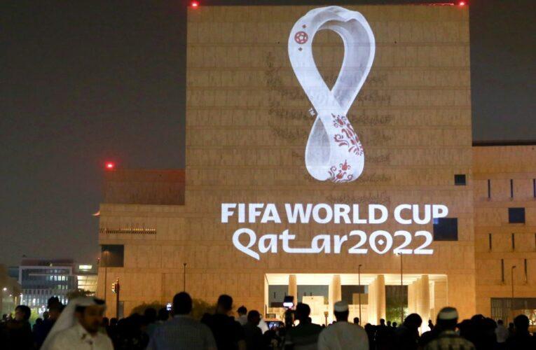 Chủ nhà Qatar chính thức công bố biểu tượng Logo World Cup 22
