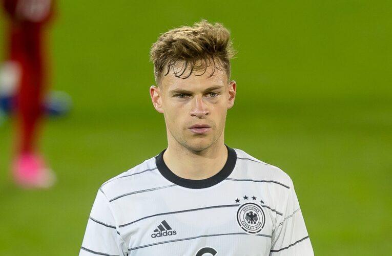 Joshua Kimmich tiền vệ trung tâm tài năng của bóng đá Đức