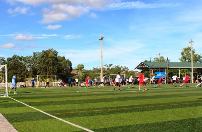 Những điều cần biết về các kỹ thuật đá bóng trên sân 7 người