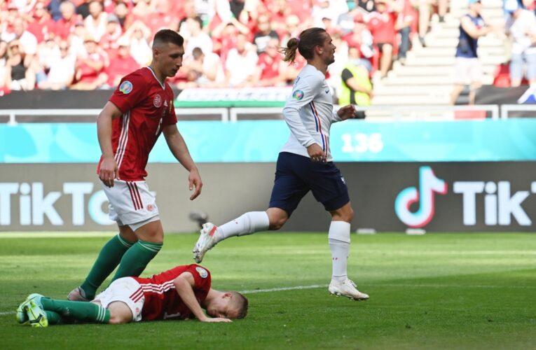 Giới phân tích và người hâm mộ bóng đá Pháp nghi ngờ về việc tuyển Pháp bị chèn ép ở Euro