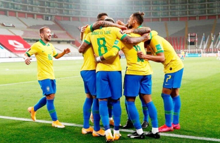 Brasil bỏ xa Argentina tới 6 điểm tại vòng loại WC 22 khu vực Nam Mỹ