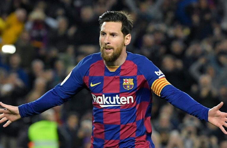 Cầu thủ tiền đạo Lionel Messi được xem là thiên tài trong bóng đá