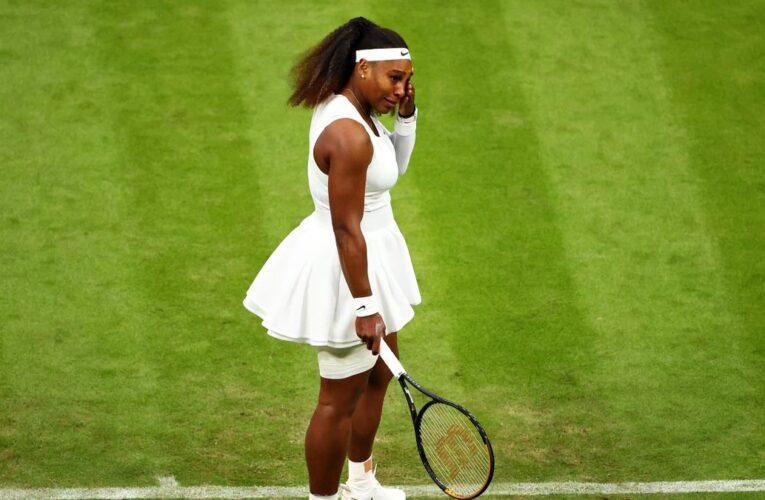 Bất ngờ khi Serena Williams phải bỏ cuộc tại Wimbledon vì chấn thương