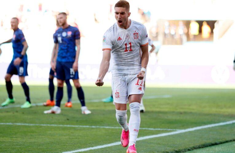 Hàng công của ĐT Tây Ban Nha đã lập kỷ lục khó vỡ bỏ tại giải Euro 2020