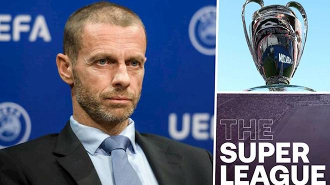 Nếu loại Real, Barca và Juventus UEFA có thế phải bồi thường khoản lớn