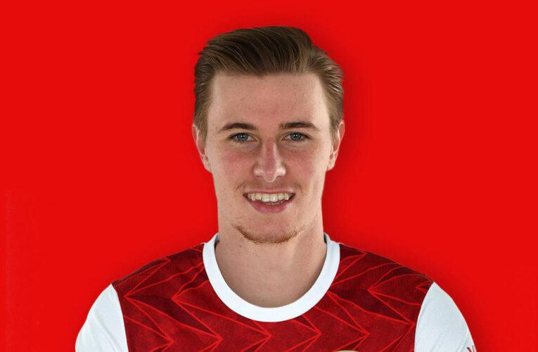 Tiền vệ Ben Sheaf chính thức rời Arsenal