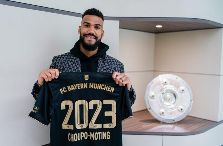 Choupo-Moting gia hạn hợp đồng tiếp tục gắn bó Bundesliga tới năm 2023