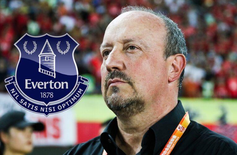 CLB Everton gây bất ngờ khi chọn Rafa Benitez làm tân HLV trưởng mới