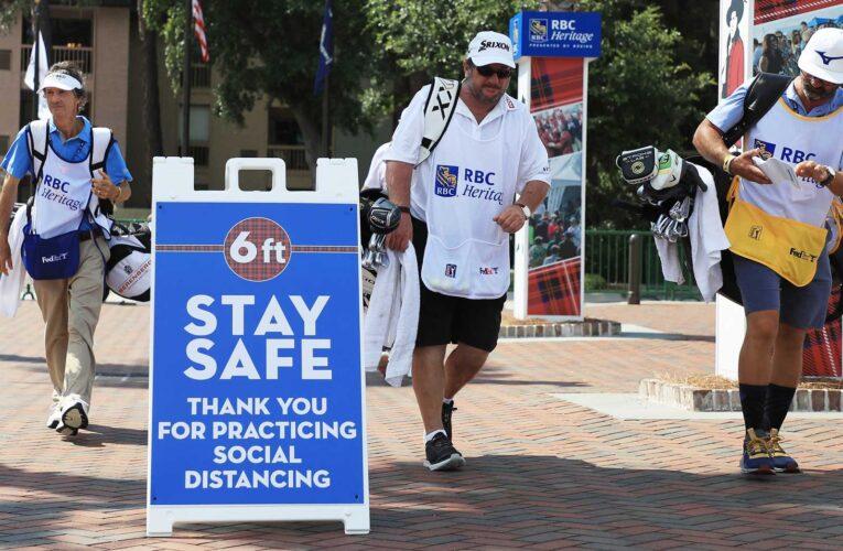 Bạn đã biết vì sao PGA Tour dừng thủ tục kiểm soát Covid-19?