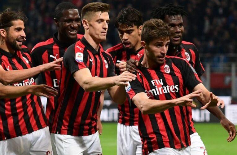 Milan tích cực chuẩn bị cho Champions League mùa giải 2021/22