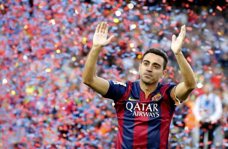 Xavi Hernandez –  chân sút được mệnh danh là trung tâm của vũ trụ bóng đá