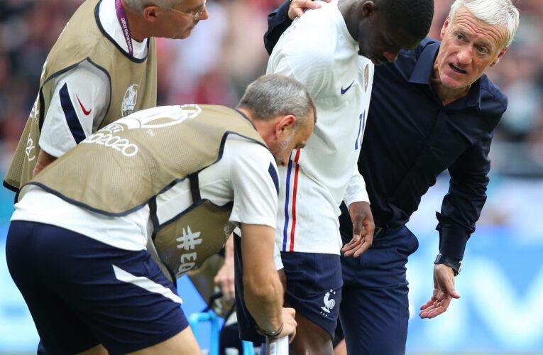 Tuyển Pháp thay đổi chiến thuật trước trận gặp Thụy Sĩ ở vòng 1/8