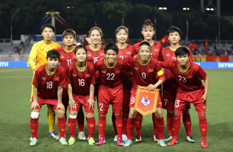 Tuyển nữ Việt Nam rơi vào bảng đấu dễ thở tại Asian Cup