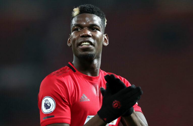 Man Utd vẫn đang đau đầu vì Paul Pogba