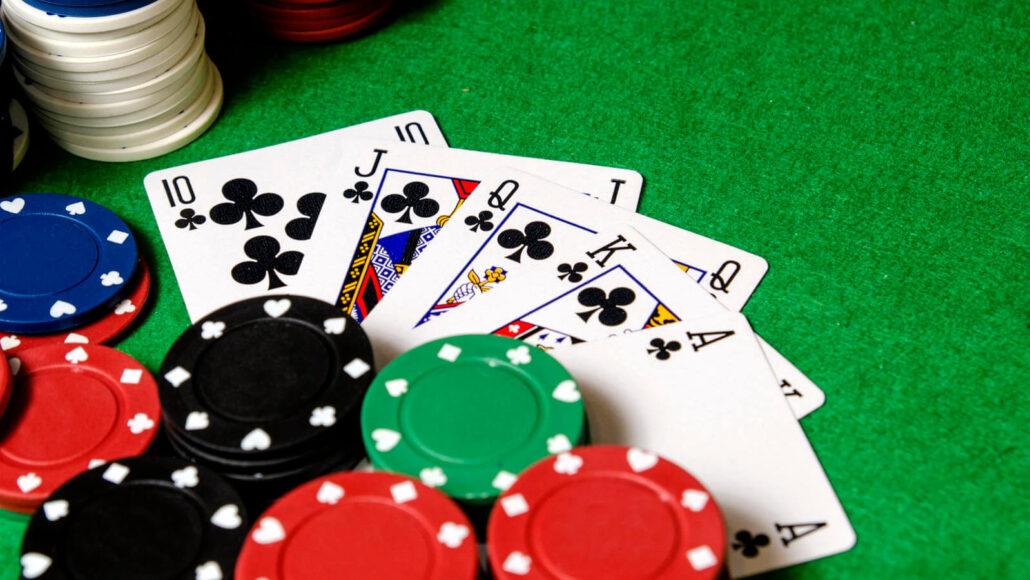 Tổ chức đánh bạc